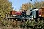 """MaK 600059 - DB Cargo """"360 138-2"""" 28.10.2003 - Chemnitz, AusbesserungswerkRalph Mildner"""