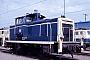 """MaK 600388 - DB """"260 941-0"""" 20.09.1987 - Mannheim, BahnbetriebswerkErnst Lauer"""