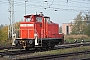 "MaK 600388 - DB Schenker ""362 941-7"" 11.04.2009 - Rostock HbfStefan Pavel"