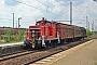 """MaK 600388 - DB Schenker """"362 941-7"""" 15.06.2011 - Seddiner See, Bahnhof SeddinRudi Lautenbach"""