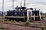 """MaK 600389 - DB """"360 942-7"""" 24.05.1991 - Heidelberg, BahnbetriebswerkErnst Lauer"""