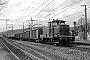 """MaK 600389 - DB """"260 942-8"""" 04.04.1979 - Plochingen, BahnhofMichael Hafenrichter"""