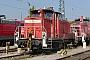 """MaK 600389 - DB Cargo """"362 942-5"""" 12.09.2016 - Dortmund, BetriebsbahnhofAndreas Steinhoff"""