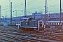 """MaK 600390 - DB """"260 030-2"""" __.__.1976 - Frankfurt (Main)Erhard Hemer"""