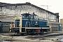 "MaK 600394 - DB ""260 034-4"" 10.06.1980 - Frankfurt (Main), Bahnbetriebswerk 2Martin Welzel"