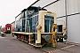 """MaK 600396 - AIXrail """"363 036-5"""" 11.09.2019 - Aaachen, DB Werk AachenJean-Michel Vanderseypen"""