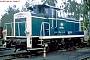 """MaK 600398 - DB """"260 901-4"""" 01.08.1984 - Braunschweig, BahnbetriebswerkKlaus J.  Ratzinger"""