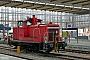 """MaK 600400 - DB Schenker """"362 903-7"""" 28.10.2013 - Chemnitz, HauptbahnhofKlaus Hentschel"""