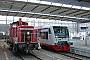 """MaK 600400 - DB Schenker """"362 903-7"""" 15.09.2014 - Chemnitz HbfKlaus Hentschel"""