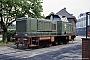 """MaK 600414 - BHE """"281"""" __.__.1980 - BuxtehudePeter Driesch [†] (Archiv Michael Hafenrichter)"""