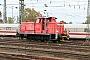 """MaK 600418 - DB Schenker """"363 103-3"""" 24.10.2015 - Basel, Badischer BahnhofTheo Stolz"""