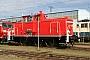 """MaK 600418 - Railion """"363 103-3"""" 10.01.2004 - Mannheim, BahnbetriebswerkErnst Lauer"""