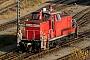 """MaK 600420 - DB Schenker """"363 105-8 """" 02.12.2011 - München NordFrank Pfeiffer"""