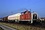 """MaK 600422 - DB Cargo """"365 107-2"""" 17.01.2001 - TammWerner Brutzer"""