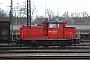 """MaK 600422 - DB Schenker """"363 107-4"""" 19.03.2009 - Augsburg, HauptbahnhofRaphael Krammer"""