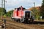 "MaK 600422 - DB Cargo ""365 107-2"" 02.10.1999 - BöblingenWerner Peterlick"