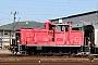 "MaK 600425 - DB Cargo ""98 80 3363 110-8 D-DB"" 06.05.2016 - Basel, Badischer BahnhofTheo Stolz"