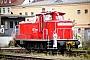 """MaK 600426 - DB Cargo """"363 111-6"""" __.07.1999 - Minden (Westfalen)Robert Krätschmar"""