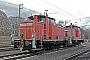 "MaK 600426 - DB Schenker ""363 111-6"" 21.12.2015 - Hannover-PferdeturmChristian Petasch"