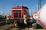 "MaK 600426 - DB Cargo ""363 111-6"" 04.05.2016 - Frankfurt (Main), AbstellanlageMatthias Kraus"