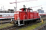"MaK 600426 - Railion ""363 111-6"" 25.12.2007 - Hannover, HauptbahnhofRalf Lauer"