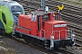 "MaK 600426 - DB Cargo ""363 111-6"" 08.03.2019 - KielTomke Scheel"