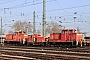 "MaK 600427 - DB Cargo ""363 112-4"" 24.01.2020 - Basel, Badischer BahnhofTheo Stolz"
