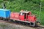 """MaK 600427 - DB Cargo """"363 112-4"""" 16.07.2018 - Kornwestheim, RangierbahnhofHans-Martin Pawelczyk"""