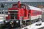 "MaK 600431 - Railion ""363 116-5"" 12.03.2006 - München, HauptbahnhofHerbert Ziegler"