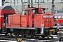 """MaK 600431 - DB Schenker """"363 116-5"""" 30.12.2014 - Frankfurt (Main), HauptbahnhofThomas Schlapp"""