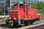 """MaK 600431 - DB Schenker """"363 116-5"""" 17.08.2012 - MünchenDominik Eimers"""