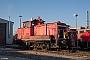"""MaK 600432 - DB Cargo """"363 117-3"""" 22.01.2017 - Hagen-Vorhalle, TriebfahrzeugservicestelleIngmar Weidig"""