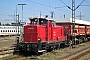 """MaK 600435 - EMN """"V 365 03"""" 24.06.2006 - Basel, Badischer BahnhofWerner Schwan"""
