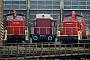 "MaK 600436 - Railsystems ""363 121-5"" 05.04.2014 - Gotha, BahnbetriebswerkPeter Kalbe"