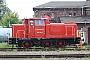 "MaK 600436 - Railsystems ""363 121-5"" 07.09.2014 - GothaThomas Wohlfarth"