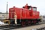 "MaK 600436 - Railsystems ""363 121-5"" 21.02.2015 - Augsburg-OberhausenHelmuth van Lier"