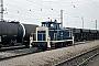 "MaK 600438 - DB ""261 123-4"" 26.08.1981 - MurnauNorbert Lippek"