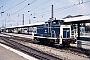 "MaK 600438 - DB ""361 123-3"" 29.07.1988 - München, HauptbahnhofNorbert Lippek"