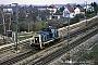 """MaK 600441 - DB """"361 126-6"""" 06.04.1988 - ObertraublingStefan Motz"""