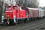 "MaK 600443 - Railion ""363 128-0"" 24.02.2005 - Bochum-HammeThomas Dietrich"