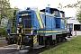 """MaK 600445 - MWB """"V 665"""" 23.04.2012 - Stuttgart, HafenRalph Mildner"""