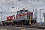"""MaK 600445 - KAF """"98 80 3365 130-4 D-KAF"""" 17.02.2021 - Oberhausen, Abzweig MathildeRolf Alberts"""