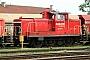 """MaK 600447 - Railion """"363 132-2"""" 27.05.2007 - LandshutRalf Lauer"""