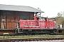 """MaK 600447 - DB Cargo """"363 132-2"""" 01.02.2019 - StralsundLeona Beyer"""