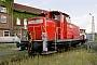 """MaK 600449 - DB Cargo """"363 134-8"""" __.08.2002 - Minden (Westfalen)Robert Krätschmar"""