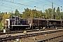 "MaK 600451 - DB ""365 136-1"" 28.09.1990 - HeilbronnWerner Brutzer"