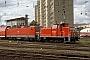 """MaK 600451 - DB Cargo """"363 136-3"""" 27.09.2002 - Berlin-LichtenbergWerner Brutzer"""