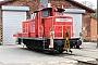 """MaK 600452 - NFG Bahnservice """"363 137-1"""" 01.05.2016 - Offingen, Bahnhof NeuoffingenFrank Pfeiffer"""