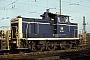 "MaK 600454 - DB AG ""365 139-5"" 26.02.1994 - KornwestheimWerner Brutzer"