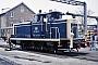 "MaK 600454 - DB ""261 139-0"" 10.04.1987 - Kassel, AusbesserungswerkNorbert Lippek"